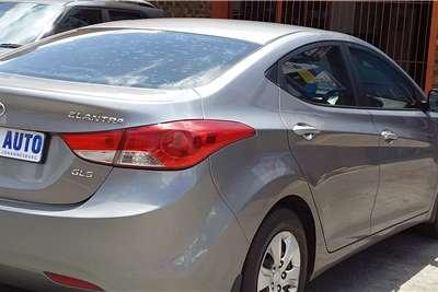 Hyundai Elantra 1.6 GLS 2014