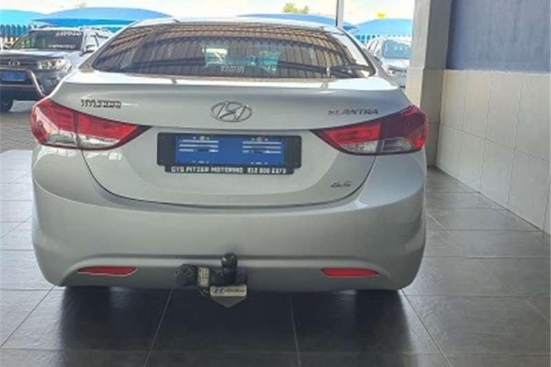 2014 Hyundai Elantra Elantra 1.6 GLS