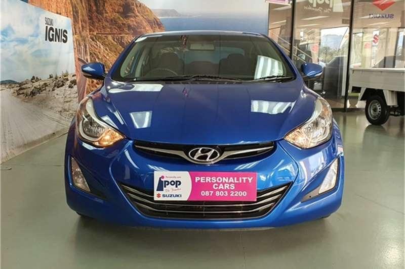Hyundai Elantra 1.6 GLS 2015