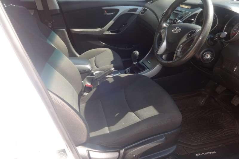 Hyundai Elantra 1.6 GLS 2016