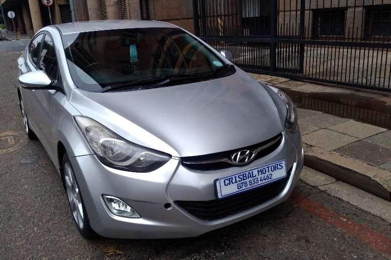 Used 2016 Hyundai Elantra 1.6 GLS