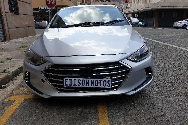 Hyundai Elantra 1.6 GLS 2017