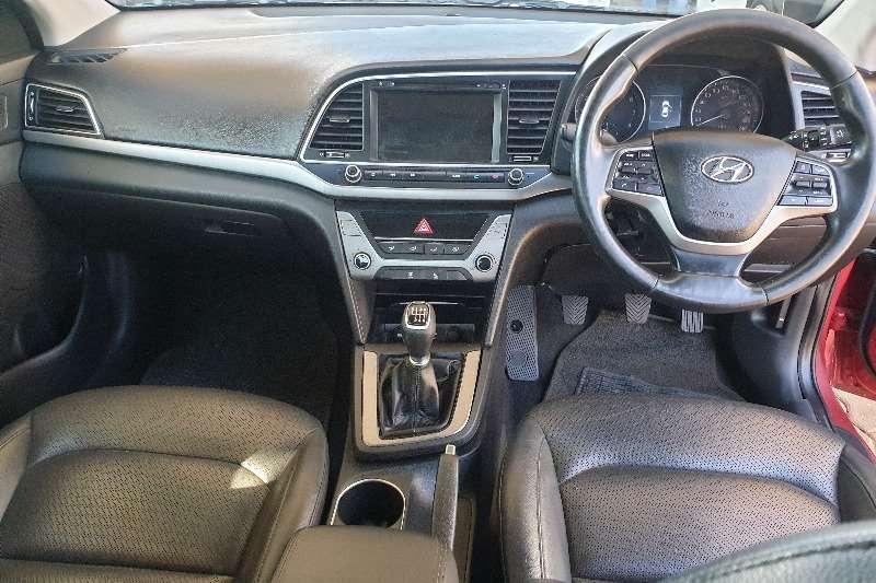 Used 2017 Hyundai Elantra 1.6 GLS