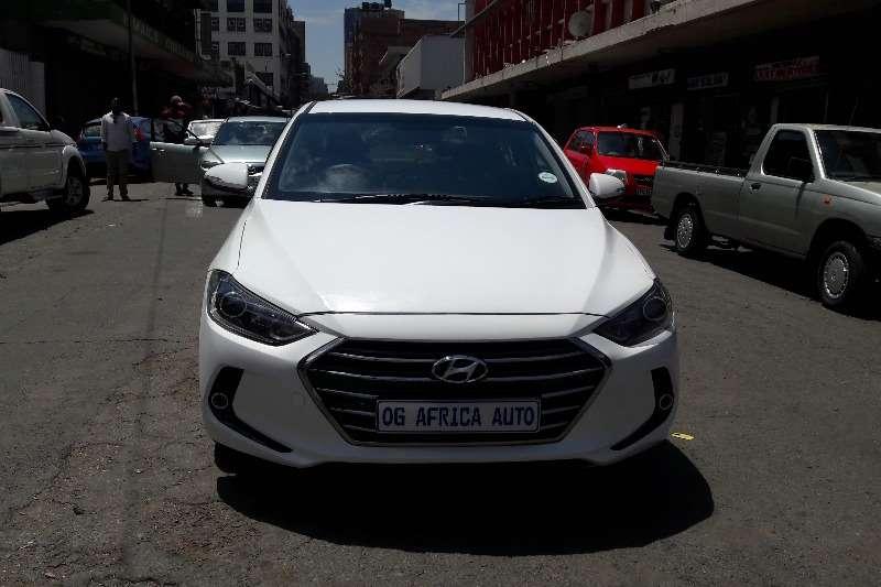 Hyundai Elantra 1.6 GLS 2019