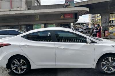 Used 2015 Hyundai Elantra 1.6 GLS automatic
