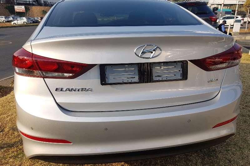 Hyundai Elantra 1.6 GLS automatic 2017