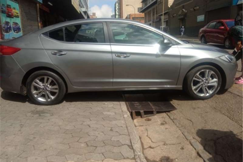 Used 2017 Hyundai Elantra 1.6 GLS automatic