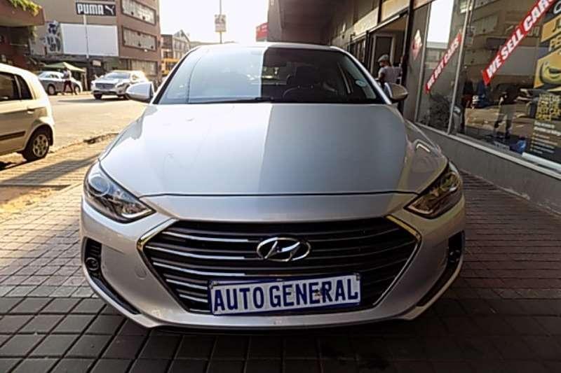 Hyundai Elantra 1.6 GLS automatic 2018