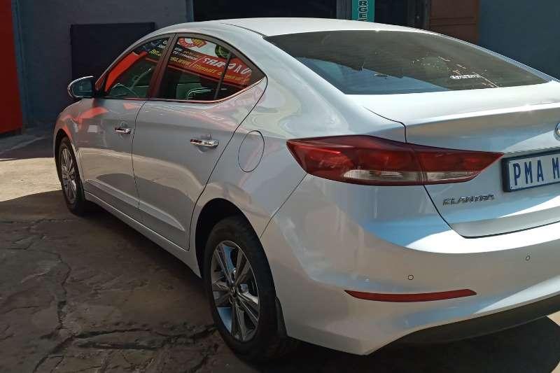 Hyundai Elantra 1.6 GLS automatic 2019