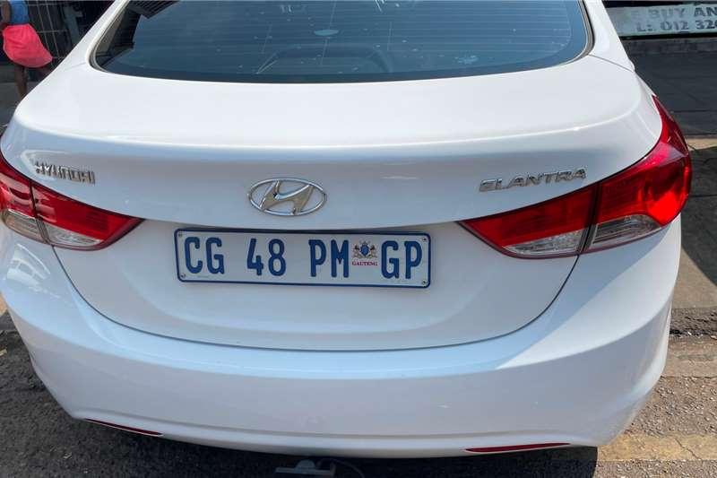 Used 2013 Hyundai Elantra 1.6 Premium