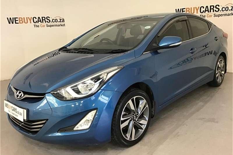 Hyundai Elantra 1.6 Premium 2014