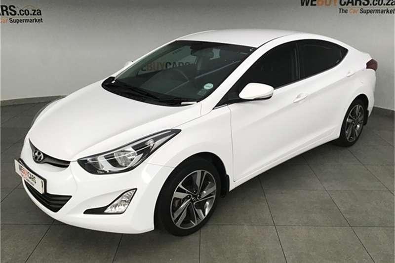 Hyundai Elantra 1.6 Premium 2016