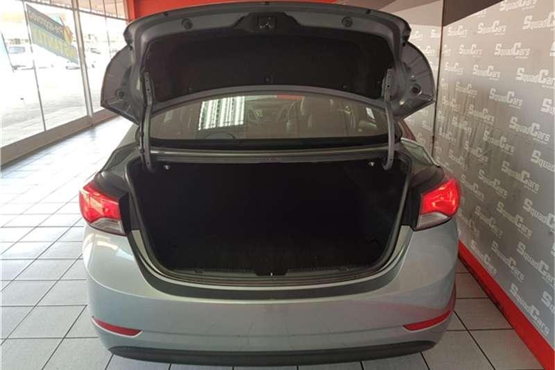 Hyundai Elantra 1.6 Premium auto 2015