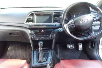 Used 2018 Hyundai Elantra 1.6 Premium auto