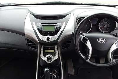 Hyundai Elantra 1.6 SR 2013