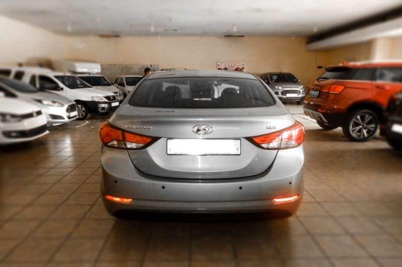 Hyundai Elantra 1.6GLS 2015