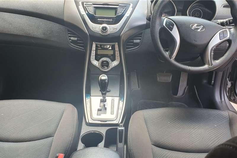Hyundai Elantra 1.8 Executive 2011