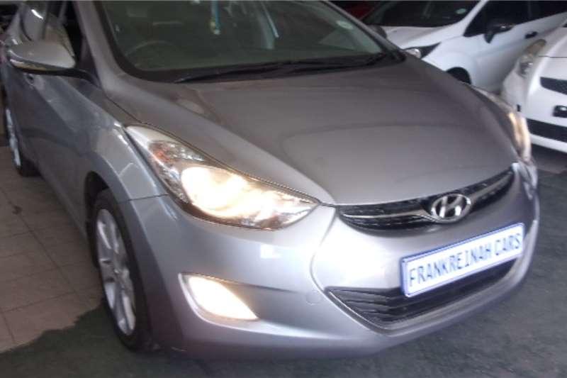 Used 2013 Hyundai Elantra 1.8 Executive