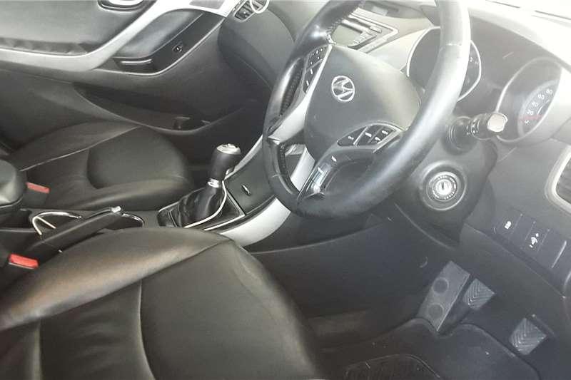 2013 Hyundai Elantra Elantra 1.8 Executive