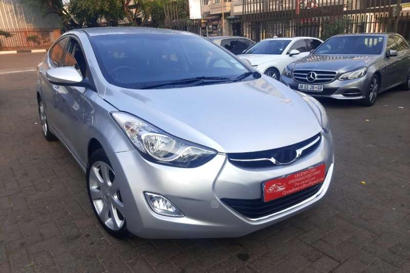 Used 2014 Hyundai Elantra 1.8 Executive