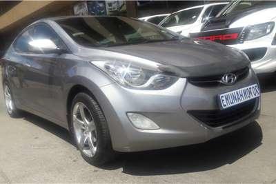 Used 2013 Hyundai Elantra 1.8 Executive auto