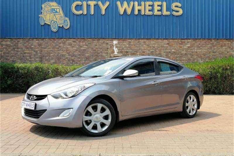 Used 2012 Hyundai Elantra 1.8 GLS