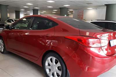 Hyundai Elantra 1.8 GLS 2013