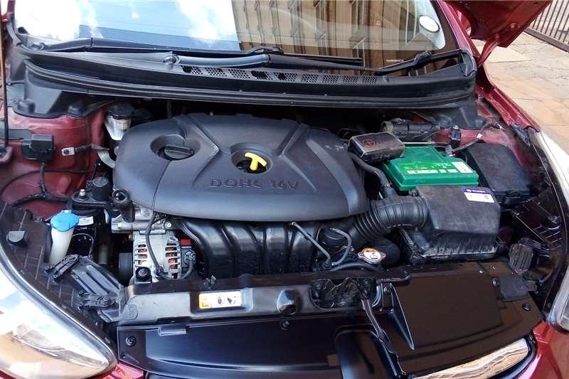 2013 Hyundai Elantra Elantra 1.8 GLS