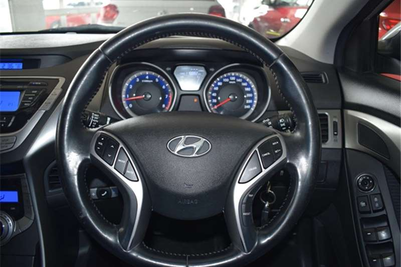 2015 Hyundai Elantra Elantra 1.8 GLS