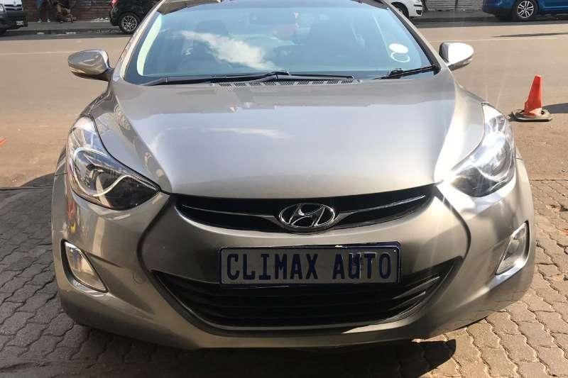 Hyundai Elantra 1.8 GLS auto 2011