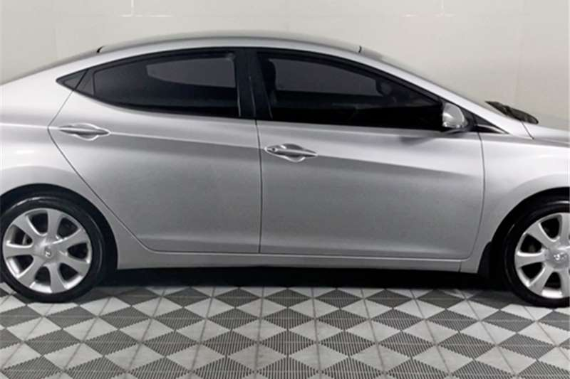 Used 2011 Hyundai Elantra 1.8 GLS auto