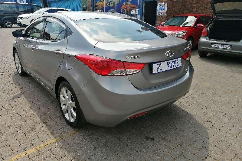 Used 2012 Hyundai Elantra 1.8 GLS auto