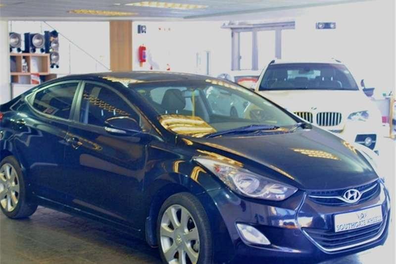 Hyundai Elantra 1.8 GLS auto 2014