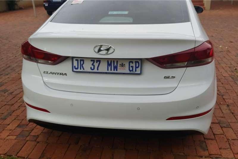Hyundai Elantra 1.8 GLS auto 2018