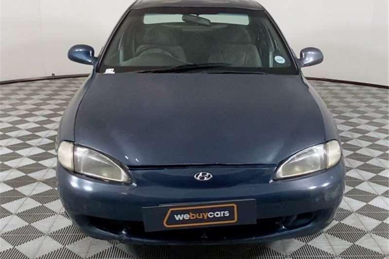 1996 Hyundai Elantra