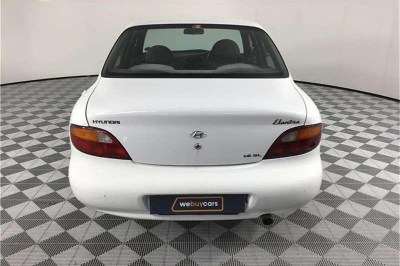 Hyundai Elantra 1997