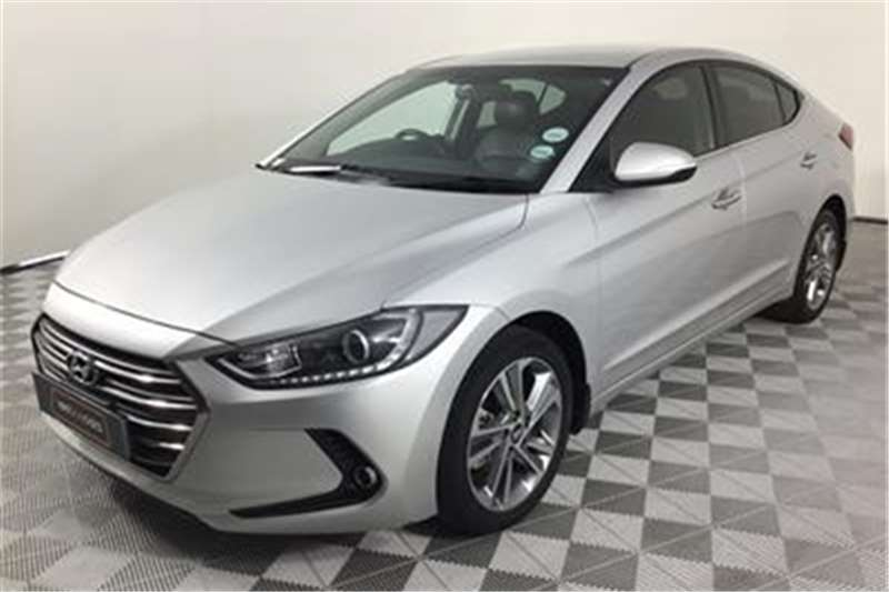 Hyundai Elantra 2.0 Elite 2017