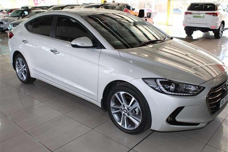 Hyundai Elantra 2.0 Elite 2018
