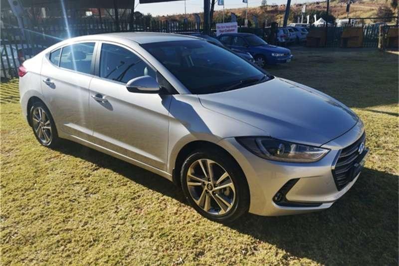 Hyundai Elantra 2.0 Elite 2019