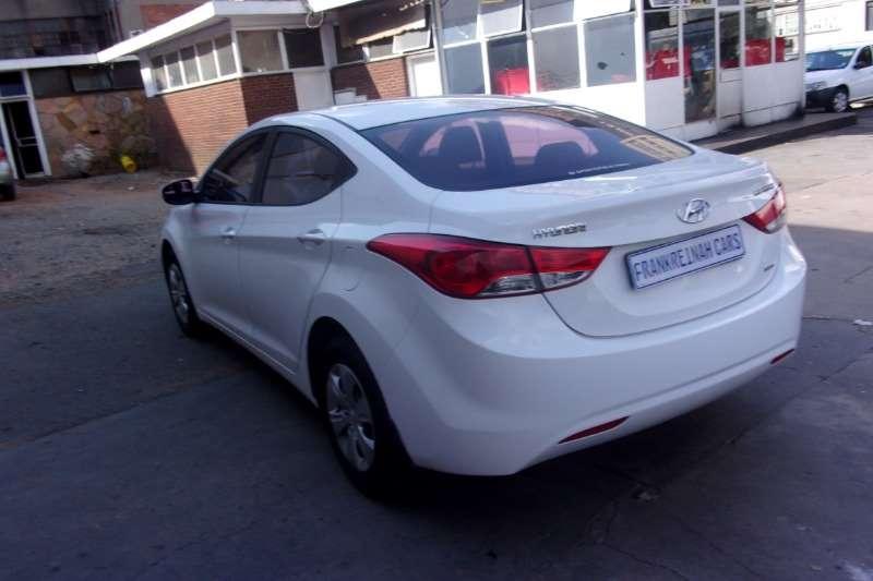 Hyundai Elantra 2.0 GLS 2013