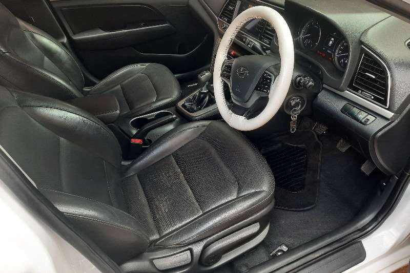 Used 2017 Hyundai Elantra 2.0 GLS