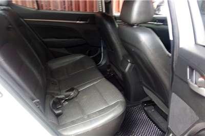 2017 Hyundai Elantra Elantra 2.0 GLS