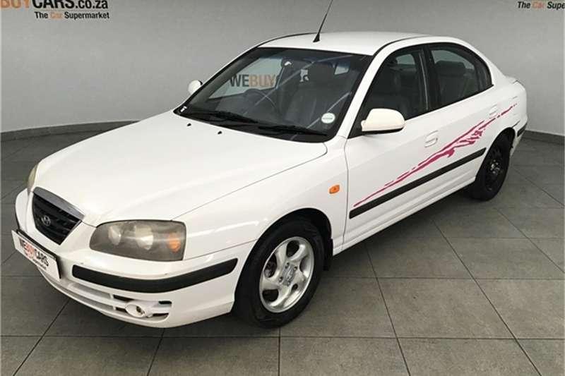 Hyundai Elantra 2.0CRDi 2005