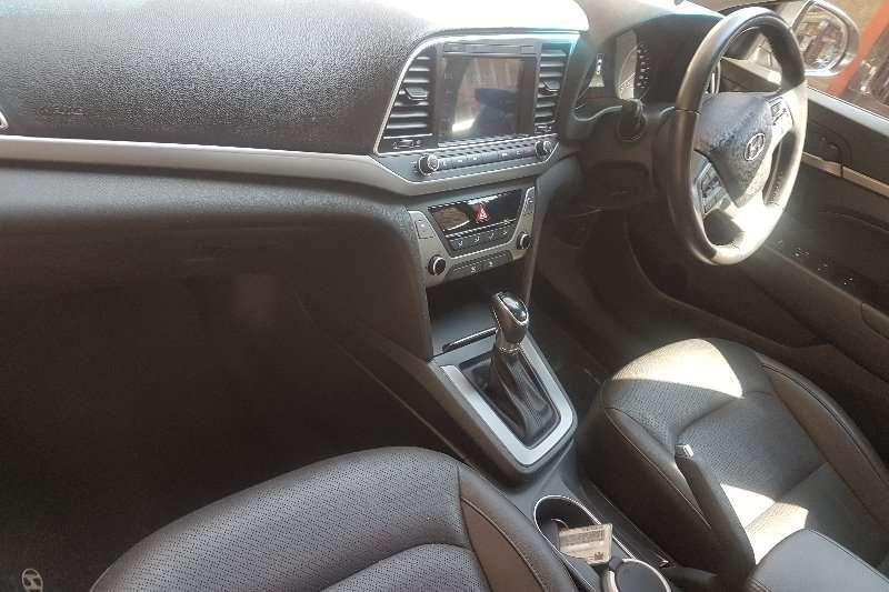 2018 Hyundai Elantra 1.6 Executive auto