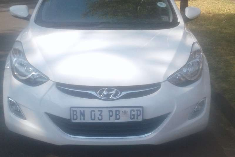 2012 Hyundai Elantra 1.6 Executive auto