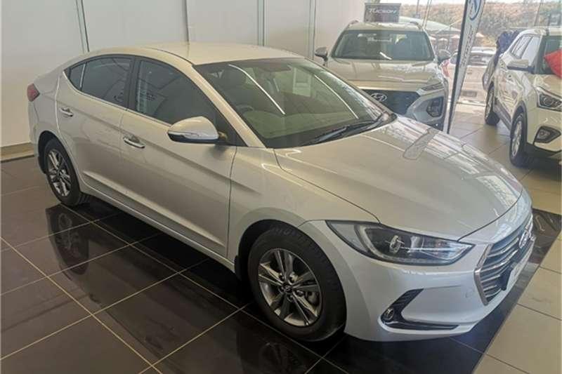 2019 Hyundai Elantra 1.6 Executive auto