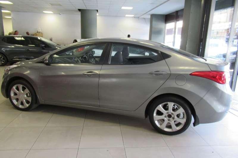 2011 Hyundai Elantra 1.8 Executive auto