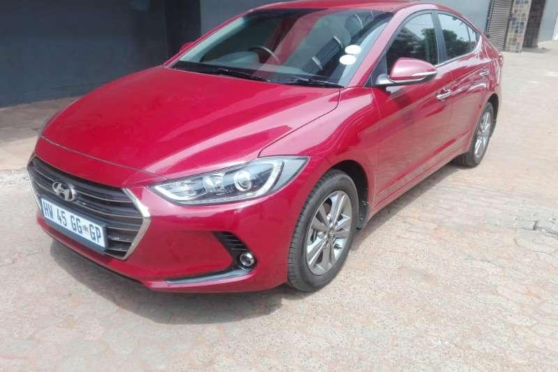 2017 Hyundai Elantra 1.6 Premium