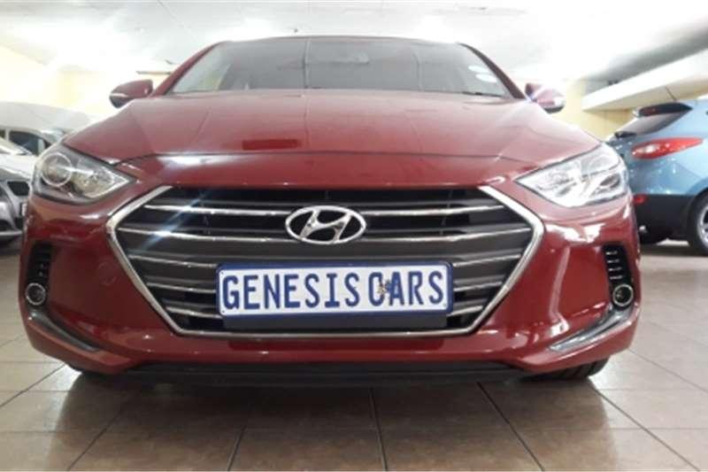 2017 Hyundai Elantra 1.6 GLS