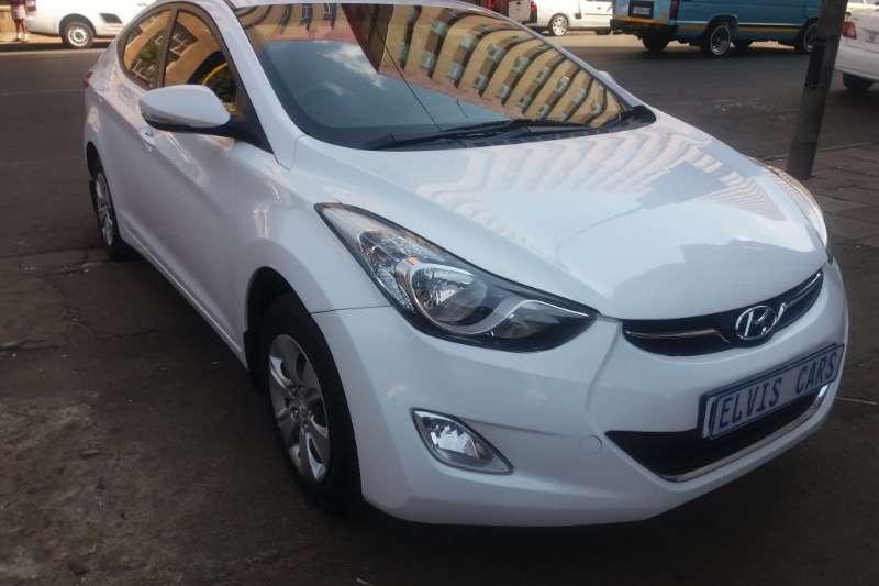 2013 Hyundai Elantra 1.8 GLS